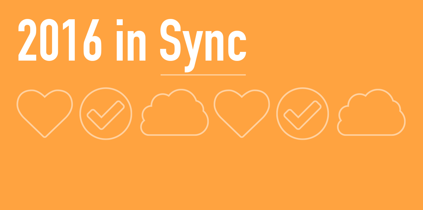 2016 Year in Review - Sync.com