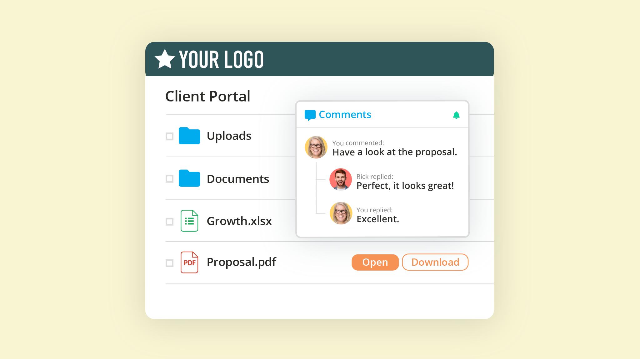 client file portal.