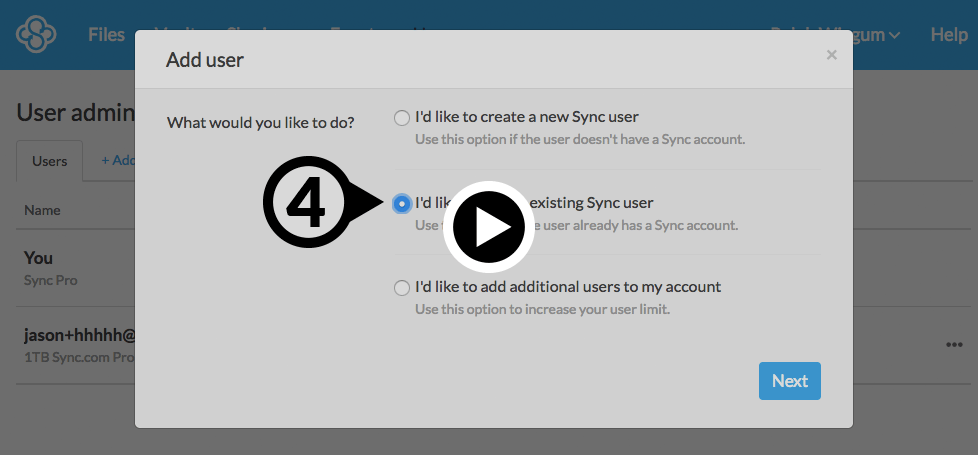 Qsync Not Syncing